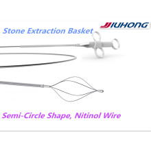 Ercp Nitinol Stone Retrieval Basket with FDA for USA
