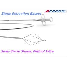 Нитинол ERCP каменные Поиск корзина с FDA США