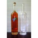 375ml, 750ml, 1000ml Glass Bottle for Wine, Vodka, Wiskey