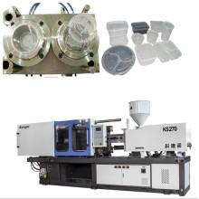 Fabricación de plástico máquina de moldeo por inyección