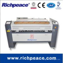 Richpeace компьютеризированная модель продвижения 1300x900mm 80 w лазерная трубка двойная головка лазерная резка lengraving machine