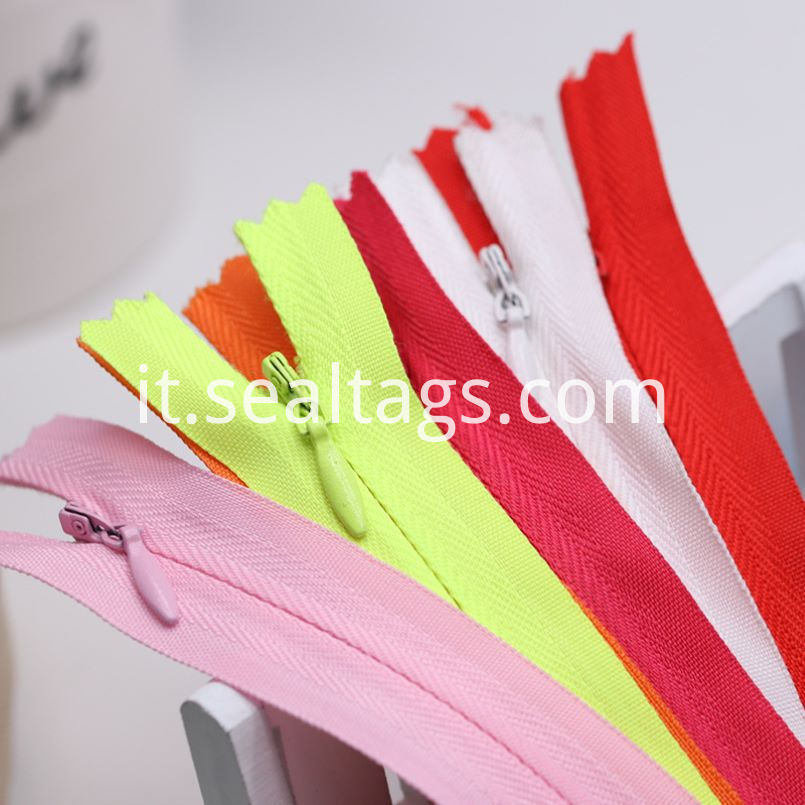 Colorful Zipper Slider