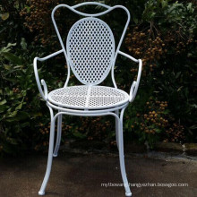 Hot Selling Home and Garden Metal Iron Folding Chairs