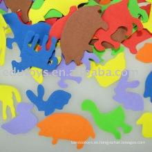 Forma de la espuma, forma de EVA, arte de DIY, juguetes educativos