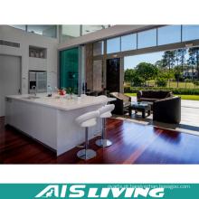 Mobília do armário da cozinha da abertura para a casa de campo (AIS-K409)