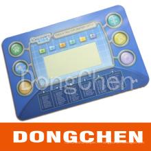 Plaque signalétique de l'impression du lecteur de jeux vidéo (DC-MEM011)