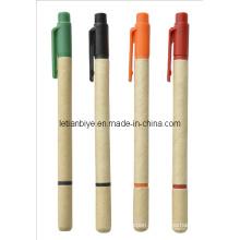 Bolígrafo de papel reciclado con Higlighter (LT-C264)