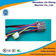 Faisceau de câblage Lemo d'interface d'assemblage de câble d'alimentation numérique