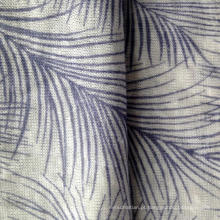Linho Jersey impresso malha (QF15-2383)