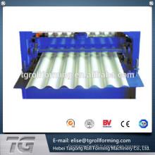 780 Machine de formage de carreaux de construction Toiture de plafond et carreaux de paroi Machine de formage de rouleaux