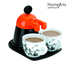 Mini Ceramic Top Stove Top Coffee Maker