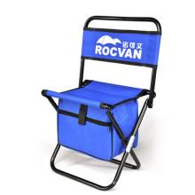 Fácil tomar cadeira de pesca dobrada