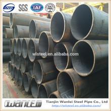 api 5l x52 sch40 tubos de aço carbono de 8 polegadas