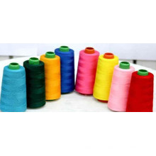 Fil de broderie mince de filament de polyester de haute qualité