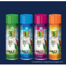 colorful christmas silly crazy Party String spray