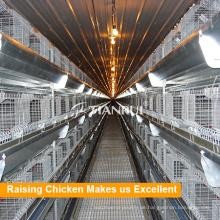 Geflügel-Haus-Design für kleines Huhn in Farm