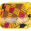 Peach Skin China Fabricante Nova Moda ODM Spandex african print polyester dressing
