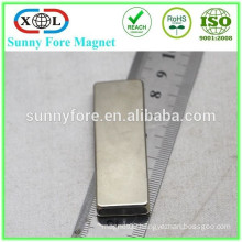 big block shape nicuni coating magnet