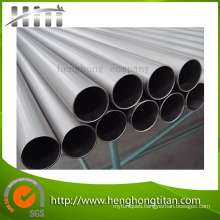 ASTM B338 Titanium Seamless Tube and Pipe for Condenser and Heat Exchanger