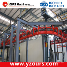 Automatic Overhead Chain Conveyor in Coating Line