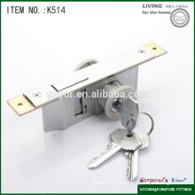 Diseño moderno Cerradura de gancho de puerta corredera