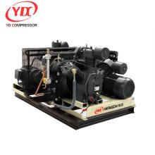 El compresor de aire de presión media y alta presión excede el soplador de botellas PET de la serie Booster 350CFM 580PSI 40HP
