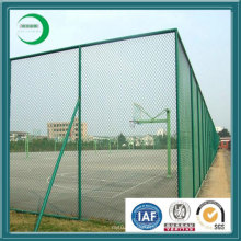 Green Vinyl Chain Link Fence (xy22)