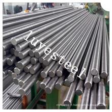Barre lumineuse en acier inoxydable X5nicrtimovb25-15-2 1.4606