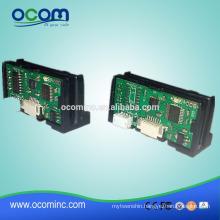 MSR43 Mini magnetic stripe credit card reader module