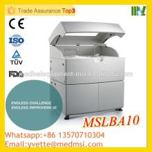 MSLBA10 Best price Fully automatic biochemistry analyzer Auto chemistry analyzer for sale