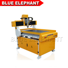Small Mach 3 CNC 6090 Wood Cutting Machine Made in China Jinan