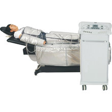Far infrared&electro simulation&presotherapy slimming blanket