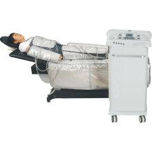 Infravermelho distante & electro simulação & presotherapy que slimming o cobertor
