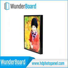 Plug-in Design Metal Frame-Black Color for Wunderboard Sublimation Aluminum Sheets