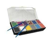 water-base Best  kids face paint palette
