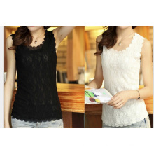 Suumer Top Sexy Lace Summer Women Tank Top