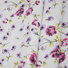 Best Price for PVC Coated Polyester Fabric 100% polyester printed lining fabric for garments supply to Lao People's Democratic Republic Manufacturers