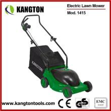 O poder elétrico 1500W opera o cortador de relva (ELM1415)