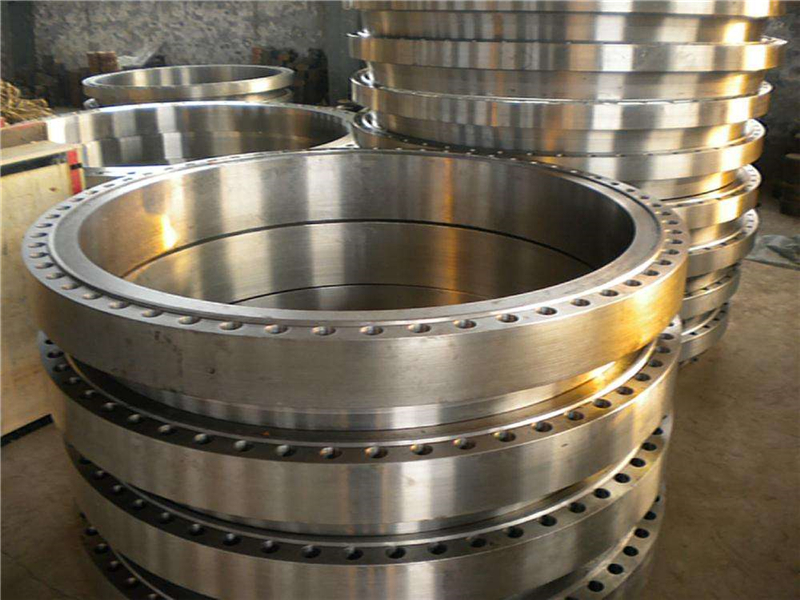 Pn16 Carbon Steel Flange