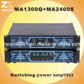 Professional High Power Lound Speakers (MA1300Q+MA2400S)