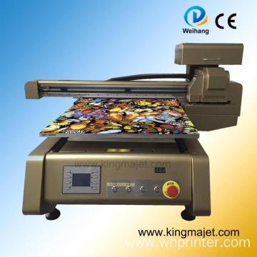Digital UV Flatbed Printing Machine for Belts