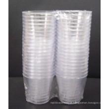 2oz plástico vidro 2 oz shot vidros plástico rígido mini copo de vinho xícaras