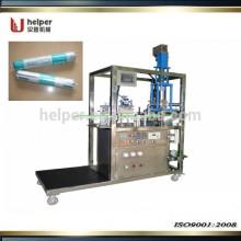 Máquina de selagem adesiva de silicone flexível