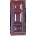 Simple Design Deep Embossing Panel Door