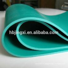 Feuille molle extrudée de PVC, feuille molle de PVC