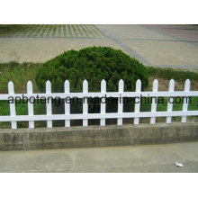 PVC-Gartenzaun