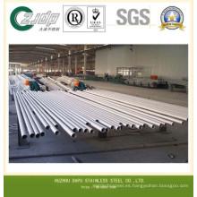 Tubo redondo de acero inoxidable sin costura ASTM 304n