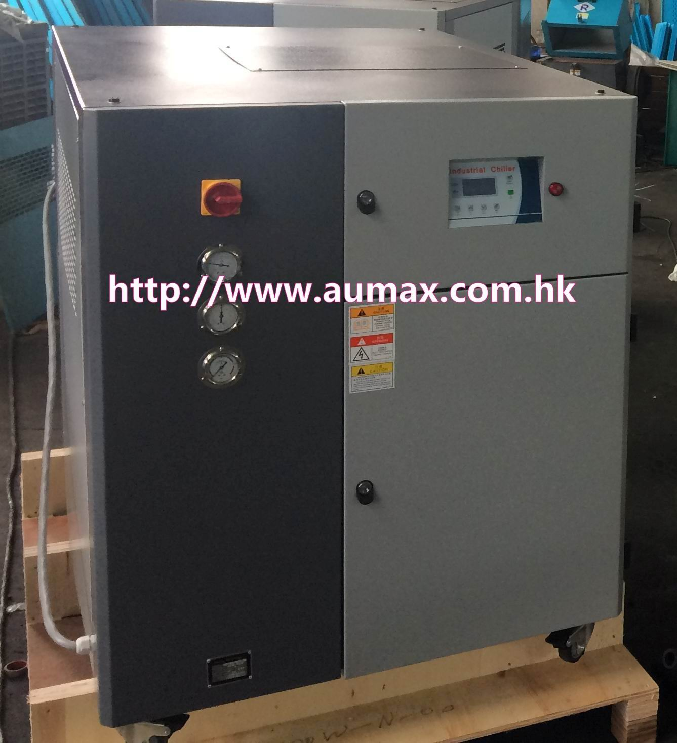 China Water Chiller Manufacturer