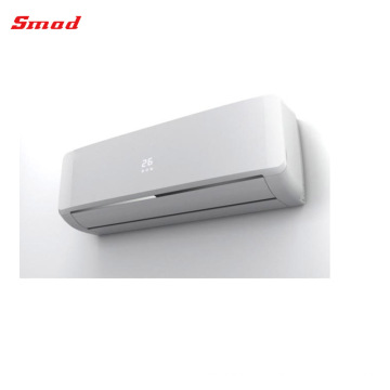 1P Kühlung und Heizung oder Kühlung nur General Electric Split Klimaanlage an der Wand montiert