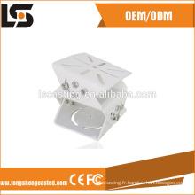 IP66 a évalué le support antidéflagrant d'aluminium de mur pour des pièces de mur accrochantes